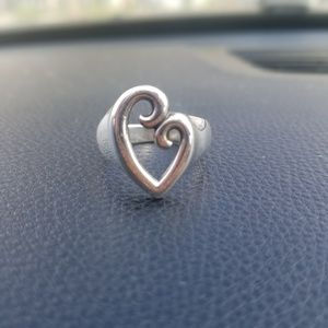 James avery mother ring